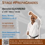 Stage karaté #PrepaGrades le 24-11-2019