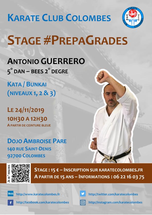 Stage karaté #PrepaGrades