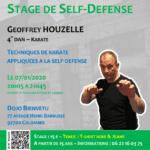 Stage avec Geoffrey Houzelle le 07-01-2020