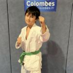 [Karatéka du mois] Thibault G, 9 ans