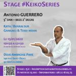 Stage karaté #KeikoSeries le 19-01-2020