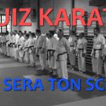 Quiz Karaté - Quel sera ton score ?