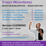 Stages #KeikoSeries - Saison 2020-2021