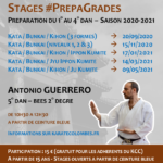 Stages #PrepaGrades - Saison 2020-2021