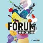 Forum des associations à Colombes 05-09-2020