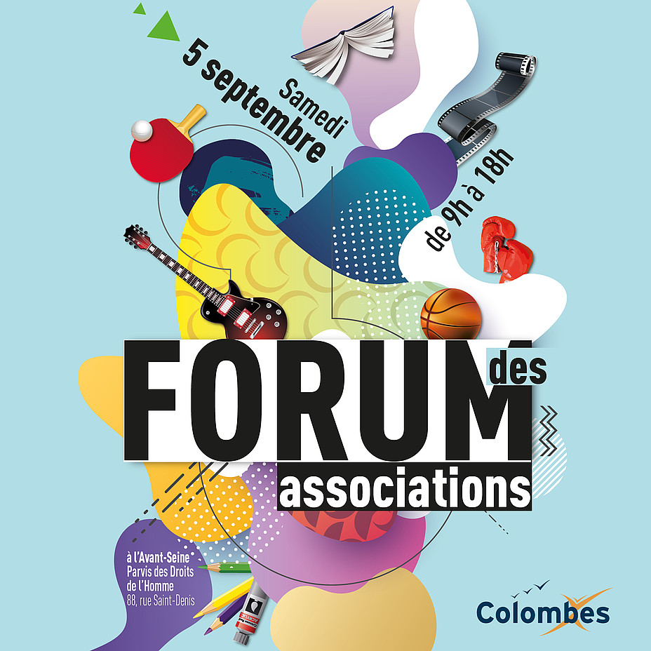 Forum des associations Colombes