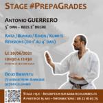 Stage karaté #PrepaGrades le 20-06-2021