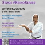 Stage karaté #KeikoSeries le 04-07-2021