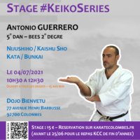 Stage Karate #KeikoSeries 2021 07 04