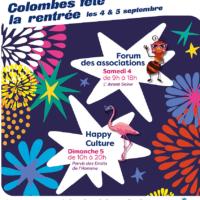 forum des associations colombes 2021