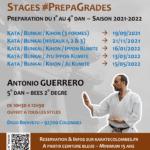 Stages #PrepaGrades - Saison 2021-2022