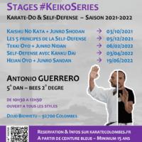 Programme Stages #KeikoSeries Saison 2021-2022