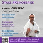 Stage karaté #KeikoSeries le 03-10-2021