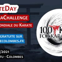 #KarateDay - 100 Kata Challenge 2021 10 26 FB