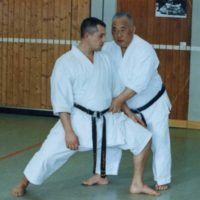 Karate with Pascal Lecourt, the way of Kase