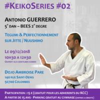 Stage karaté #KeikoSeries #02 le 09-12-2018